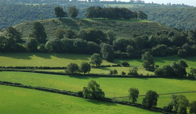 On Downham Hill … a fairy story for Halloween