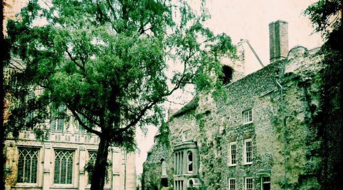 The Secret Disclosed: ghostly riots in Bury St Edmunds